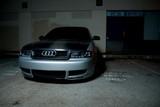 AC1001HC - Advan BOSER Design 1996-2001 Audi A4 Carbon Fiber Hood