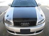 AC1002HC - Advan BOSER Design 2002-2005 Audi A4 Carbon Fiber Hood