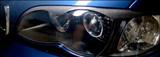 AC562EBC - Advan Design 1999-2005 BMW E46 3-Series Coupe Carbon Fiber Eye Lids