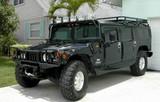 AC9090HC - Advan OEM Design 1992-2006 Hummer H1 Carbon Fiber Hood