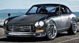 AC7200HC - Advan OEM Design 1970-1978 Datsun 240Z 260Z Carbon Hood