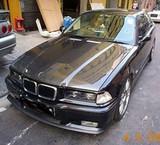 AC305HCC - Advan OEM Design 1992-1998 BMW E36 3Series 2Dr Carbon Fiber Hood
