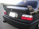 AC305TRCC - Advan OEM Design 1992-1998 BMW E36 3Series 2Dr Carbon Fiber Trunk