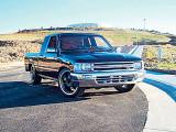 AC756HC - Advan OEM Design 1989-1994 Toyota Pickup Truck Carbon Hood Skin