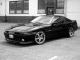 AC868HC - Advan OEM Design 1986-1992 Toyota Supra MK-III Carbon Fiber Hood