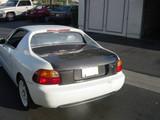 AC209TRC - Advan OEM Design 1993-1998 Honda Del Sol Carbon Fiber Trunk
