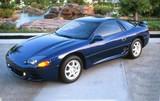 AC556HC - Advan OEM Design 1994-1998 Dodge Stealth Carbon Fiber Hood