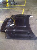 AC555KAR - Advan Velpar Design 1991-1993 Dodge Stealth Carbon Hood