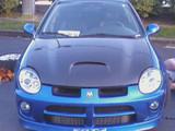 AC740HCSR - Advan SRT-4 Design 2003-2005 Dodge Neon Carbon Fiber Hood