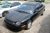 AC730HCB - Advan Bulge Design 1995-1999 Dodge Neon Carbon Fiber Hood