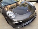 AC3913HC - Advan OEM Design 2013-2019 Porsche 911 (991 Chassis) Carbon Hood