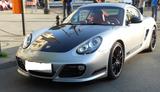 AC3912HCC - Advan OEM Design 2005-2013 Porsche Cayman 987C Carbon Hood