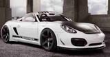AC3912HCB - Advan OEM Design Carbon Hood 2005-2011 Porsche Boxster 987 Chassis