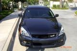 AC535HC - Advan OEM Design 2003-2007 Honda Accord Coupe Carbon Fiber Hood