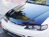 AC225HCS - Advan OEM Design 1994-1997 Honda Accord 6Cly. Carbon Fiber Hood