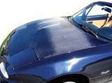 AC735HC - Advan OEM Design 1990-1998 Mazda Miata NA Carbon Fiber Hood