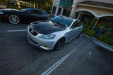 AC900HC - Advan OEM Design 2006-2013 Lexus IS250/ IS350 Carbon Fiber Hood