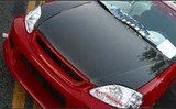 AC218HC - Advan OEM Design 1999-2000 Honda Civic Carbon Fiber Hood