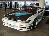 AC703HC - Advan OEM Design 1989-1994 Nissan S13 Silvia Carbon Fiber Hood