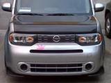 AC910HC - Advan OEM Design 2009-2014 Nissan Cube Carbon Fiber Hood