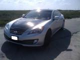 AC996HC - Advan OEM Design 2009-2012 Hyundai Genesis Coupe Carbon Hood
