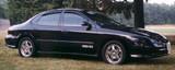 AC544HC - Advan OEM Design 1996-1999 Ford Taurus Carbon Fiber Hood