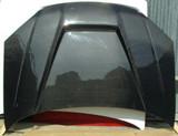 AC961HCI - Advan Intruder Design 2005-2007 Ford Focus Intruder Carbon Fiber Hood