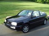 AC1973HC - Advan OEM Design 1995-2002 VW Cabrio Carbon Fiber Hood