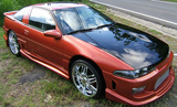 AC802HC - Advan OEM Design 1992-1994 Mitsubishi Eclipse/ Talon Carbon Hood