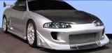 AC233HC - Advan OEM Design 1995-1999 Mitsubishi Eclipse/ Talon Carbon Fiber Hood