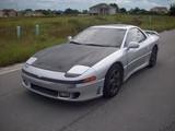 AC555HC - Advan OEM Design 1991-1993 Mitsubishi 3000GT Carbon Fiber Hood