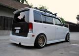 AC796HTC - Advan OEM Design 2004-2007 Scion xB Carbon Fiber Hatch