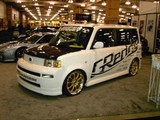 AC796HC - Advan OEM Design 2004-2007 Scion xB Carbon Fiber Hood