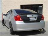 AC792HTC - Advan OEM Design 2005-2010 Scion tC Carbon Fiber Hatch