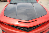 AC639HC - Advan OEM Design 2010-2013 Chevy Camaro Carbon Fiber Hood