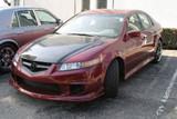 AC302HC - Advan OEM Design 2004-2008 Acura TL Carbon Fiber Hood