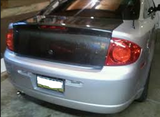 AC634TRC - Advan OEM 2005-2010 Chevy Cobalt Sedan Carbon Trunk
