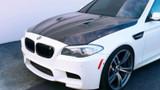 Advan Carbon RAD 2009-2017 BMW 5 Series F10 F11 M5 550 538 528 Models Carbon Hood Carbon Fiber Hood