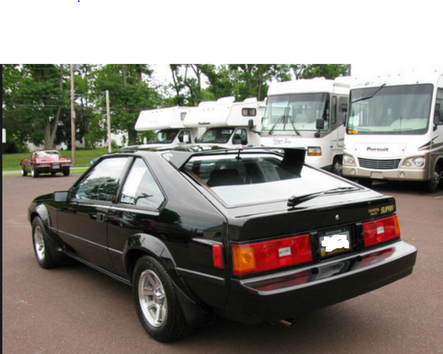 AC867HTC - Advan Carbon OEM 1982-1985 Toyota Celica/ Supra Hatch