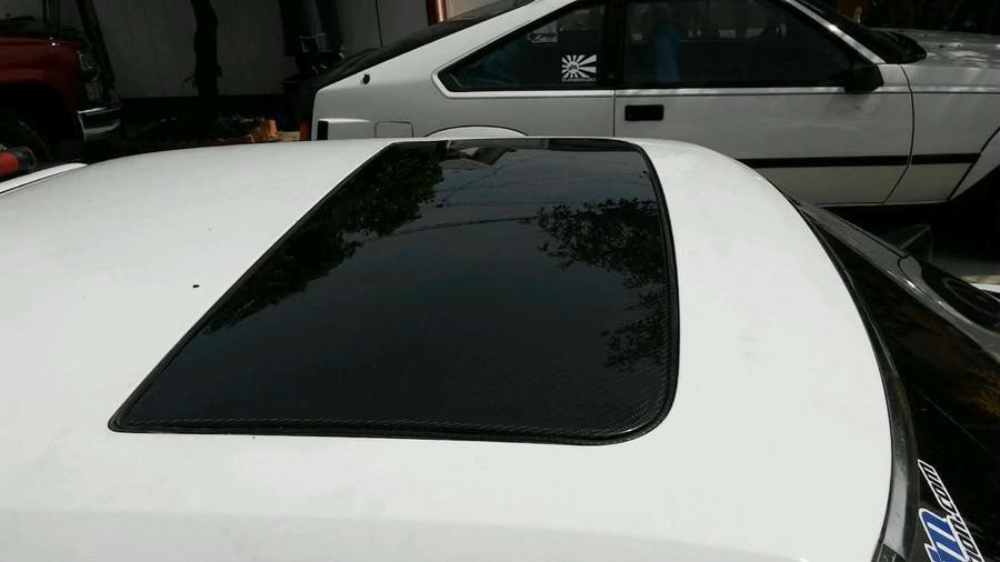 AC867SRC - Advan Carbon OEM 1982-1985 Toyota Celica/ Supra Carbon Sunroof