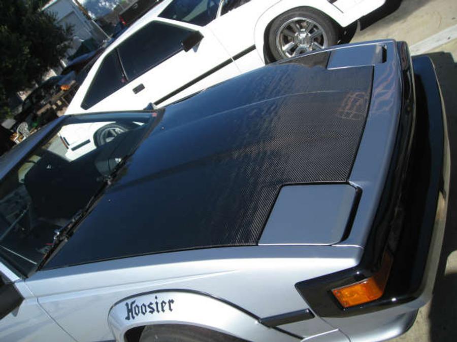 AC867HC - Advan Carbon OEM 1982-1985 Toyota Supra MK-II Carbon Hood