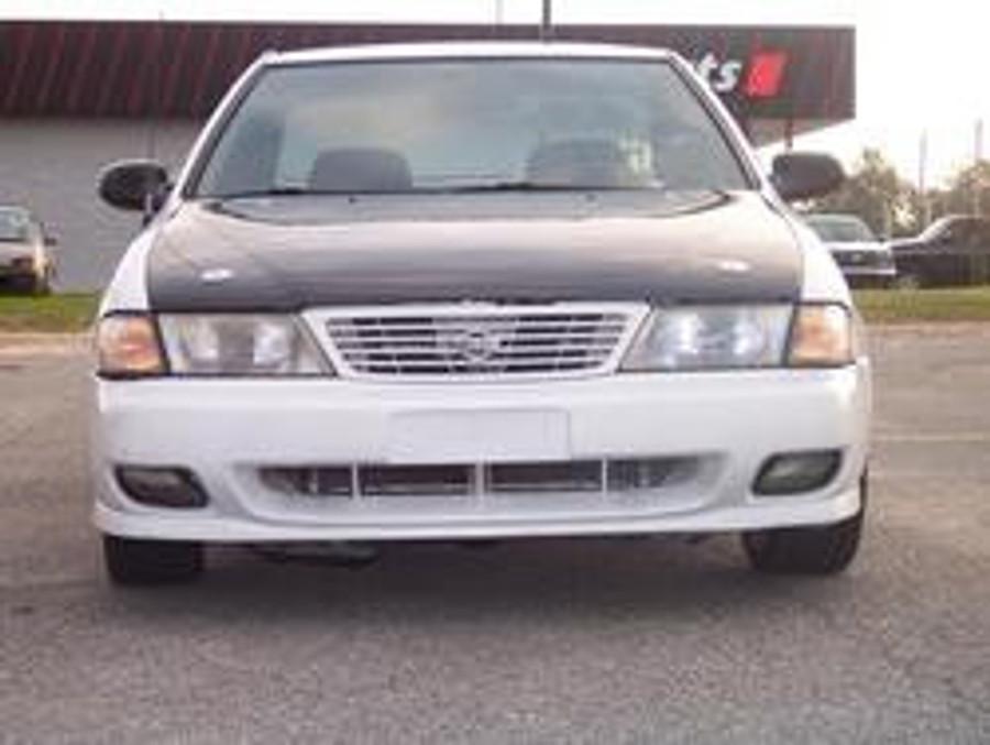 AC680HC1 - Advan OEM Design 1995-1999 Nissan 200SX Carbon Fiber Hood