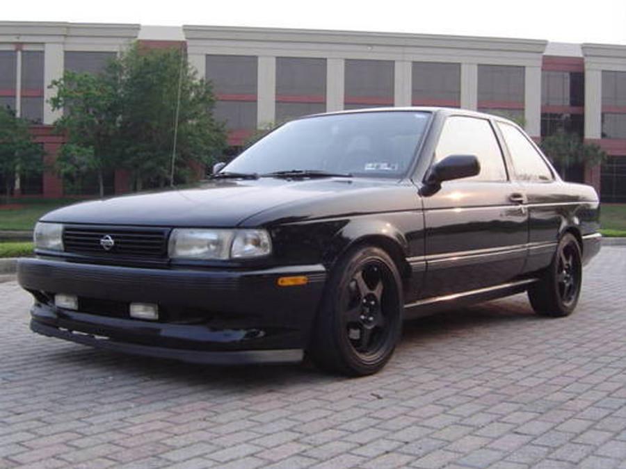 AC919HC - Advan OEM Design 1991-1994 Nissan Sentra Carbon Fiber Hood
