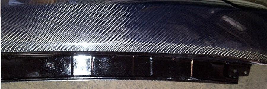 AC639FFC - Advan OEM Design 2010-2013 Chevy Camaro Carbon Fiber Front Fenders
