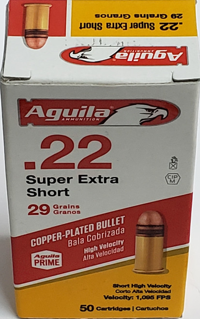 Aguila 22 Short (Box)