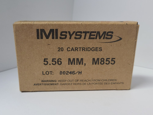 IMI Systems 5.56
