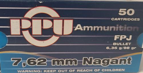 PPU 7.62 Nagant