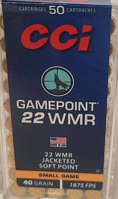 CCI Gamepoint 22 WMR