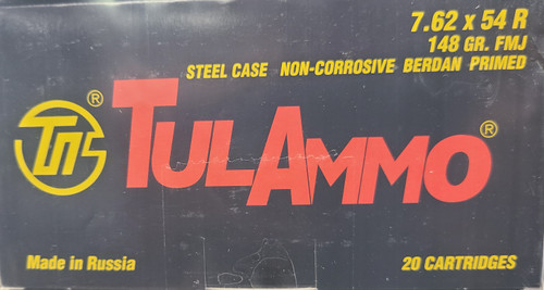 7.62x54R TulAmmo (Case)