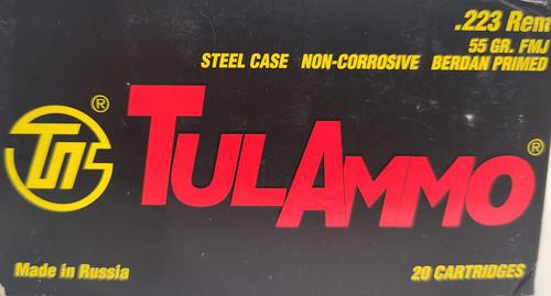 .223 TulAmmo (Box)